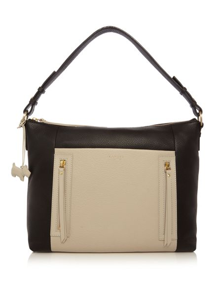 Radley Northcote road large ziptop shoulder bag