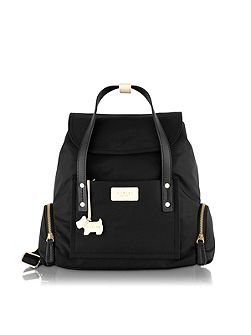 Romilly street medium foldover backpack bag