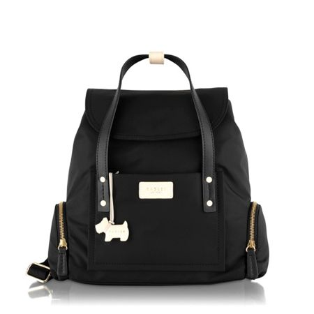 Radley Romilly street medium foldover backpack bag