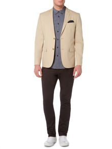 Linea Knightbridge Papertouch Cotton Blazer