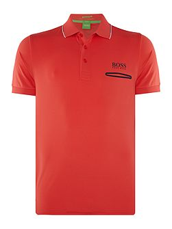 Golf Paule Pro concealed pocket polo shirt