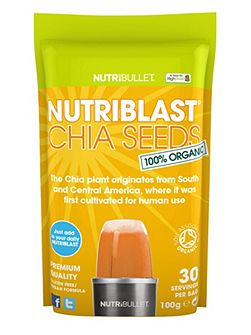 Nutriblast Chia Seeds Supplement