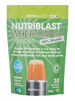 Nutriblast Wheatgrass Supplement