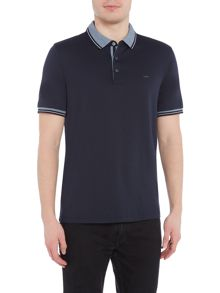 Michael Kors Logo collar polo shirt