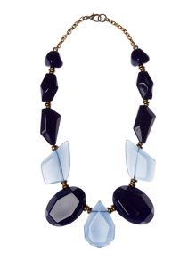 Marella CALCUT chunky stone necklace