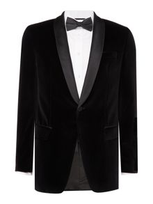 Hugo Boss Hockley Velvet Dinner Jacket