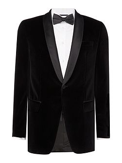 Hockley Velvet Dinner Jacket