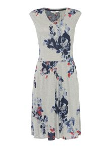 Dickins & Jones Faith Printed Jersey Dress