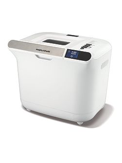 White Manual Breadmaker