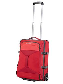 Road quest red 2 wheel 55cm cabin duffle