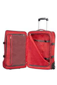 American Tourister Road quest red 2 wheel 55cm cabin duffle
