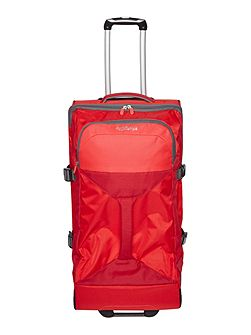 Road quest red 2 wheel 80cm large duffle