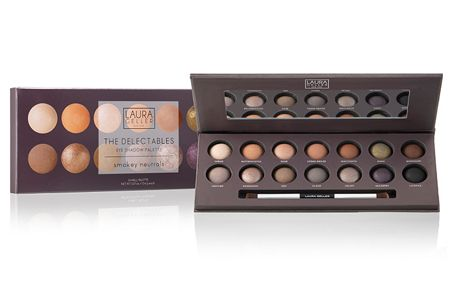 Laura Geller Delectable Eyeshadow Palette - Smokey Neutrals