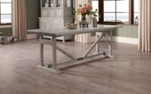 Gray & Willow Gilmore Grand Fixed Dining Table