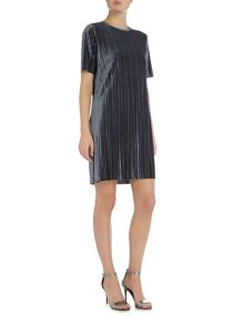 Vila visomina shortsleeved dress