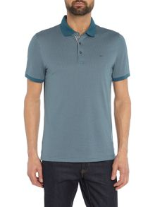 Michael Kors Micro dot polo shirt