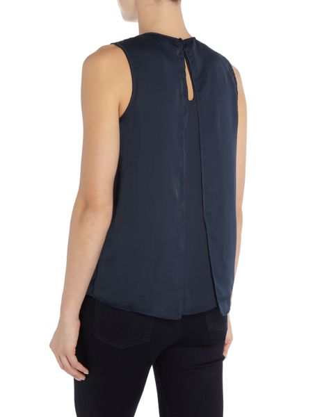 Vila bf embellished sleeveless top