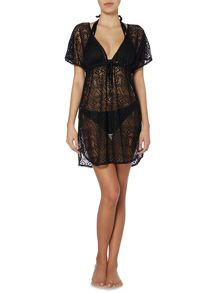 Marie Meili Fiji crochet cover up