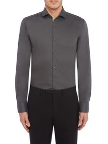 Hugo Boss Jerrin Slim Contrast Shirt