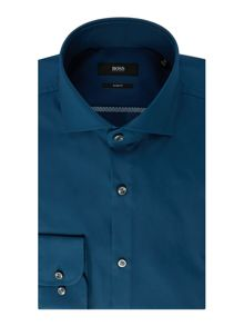 Hugo Boss Jerrin Slim Fit Contrast Shirt