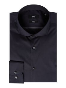 Hugo Boss Slim Stretch Poplin Shirt