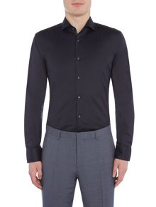 Hugo Boss Slim Fit Stretch Poplin Shirt