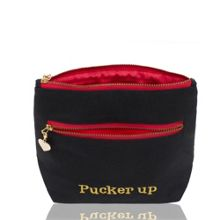 Emma Lomax Luscious Lips Washbag