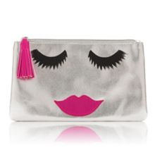 Emma Lomax Beautiful Silver Lady Bag