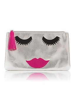 Beautiful Silver Lady Bag
