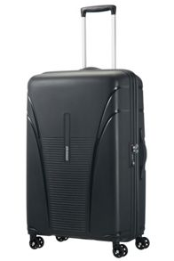 American Tourister Skytracer dark slate 4 wheel 77cm large case