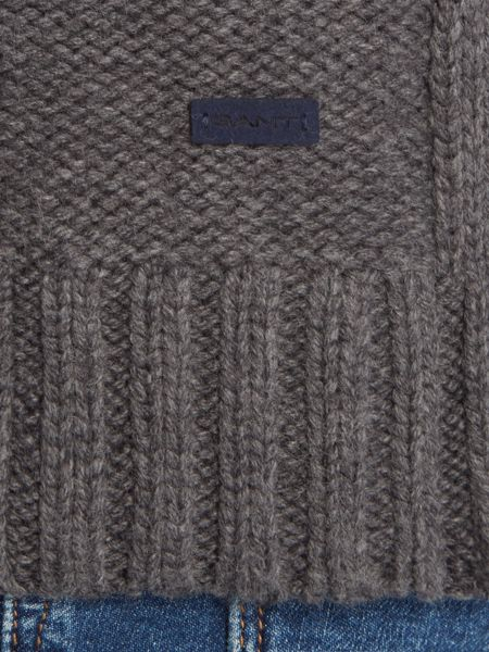 Gant Cable-Knit Crew-Neck Jumper