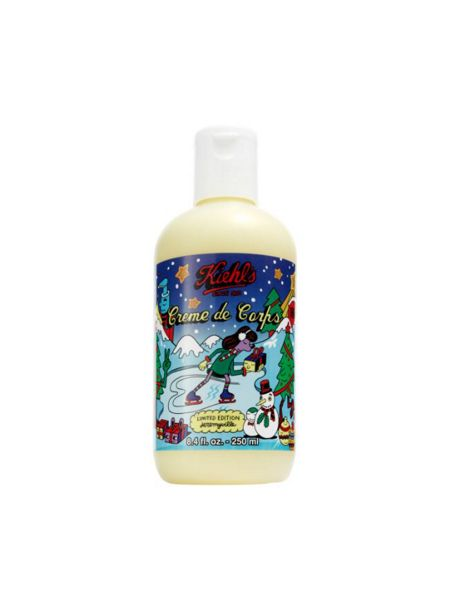 Kiehls Creme de Corps 250ml Holiday 2016 Limited Edition