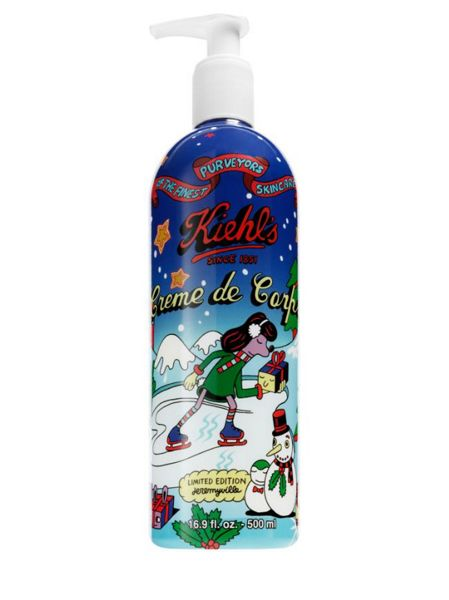 Kiehls Creme de Corps 500ml Holiday 2016 Limited Edition