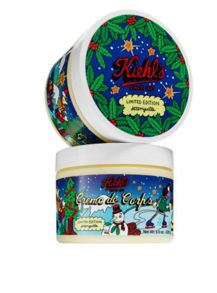 Kiehls Creme deCorps Whipped Body Butter Limited Edition