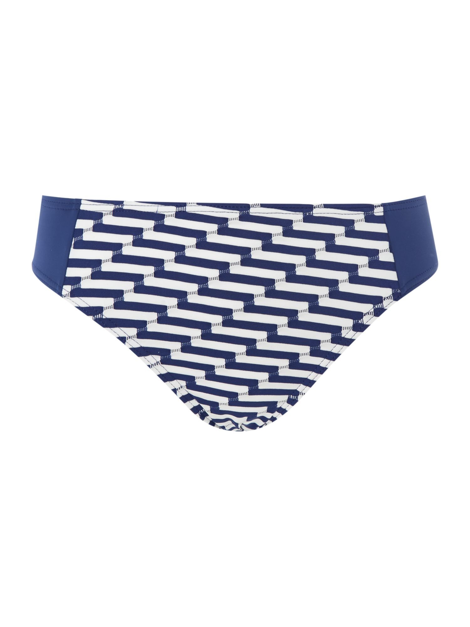 Dickins & Jones Wave stripe brief, Blue