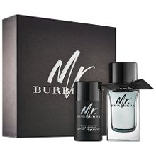 Burberry Mr Burberry 100ml Eau de Toilette Gift Set