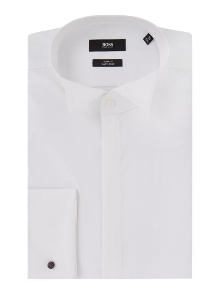 Hugo Boss Jillick Slim Fit Evening Winged Collar Shirt