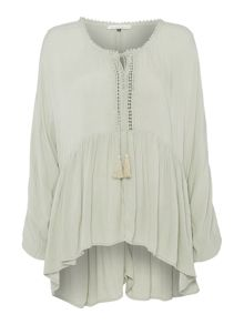 Maison De Nimes Creek Boho Blouse