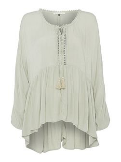 Creek Boho Blouse