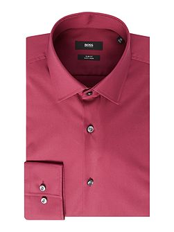 Jenno Slim Fit Easy Iron Poplin Shirt