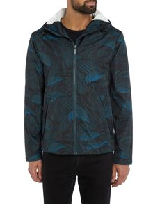 Hunter Original Wave-Print Light-Weight Jacket