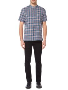 Label Lab Hadley Plaid Checked Shirt