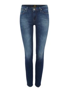 Lee Scarlett skinny jean in night sky