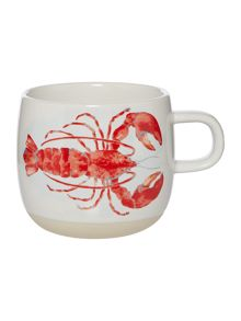 Linea Coast lobster mug