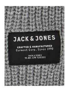 Jack & Jones Plain Knit Scarf