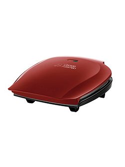 Family Grill 18872, Red