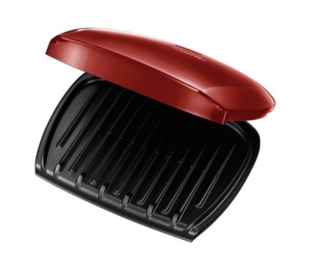 George Foreman Family Grill 18872, Red