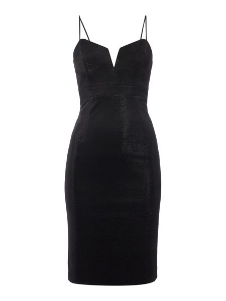 Bardot alexandra sleeveless dress