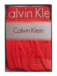 Calvin Klein Iron Strength Cotton Holiday Trunks