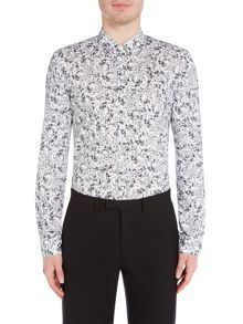 Hugo Jason Geo Print Shirt